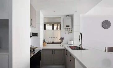 经济型50平米一室两厅北欧风格厨房装修案例