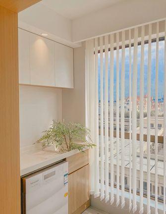 5-10万80平米日式风格阳台设计图