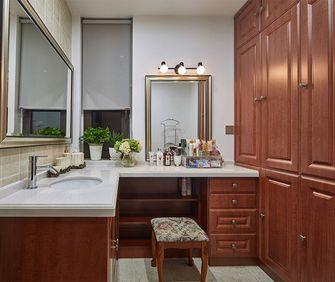 豪华型130平米三室两厅美式风格梳妆台图