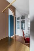 5-10万三室一厅北欧风格卧室装修图片大全