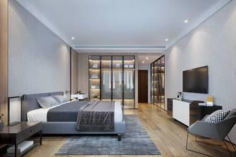 10-15万140平米四室四厅现代简约风格客厅装修图片大全