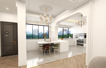 豪华型140平米三室三厅美式风格厨房效果图
