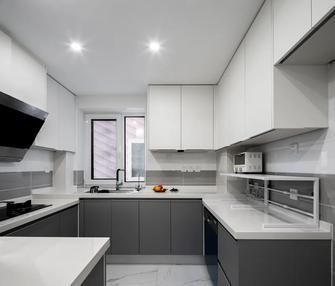 经济型50平米现代简约风格厨房装修效果图