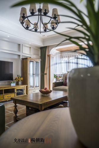 10-15万140平米四室四厅美式风格客厅效果图