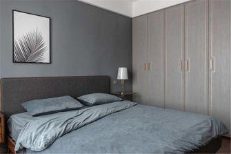 富裕型三室一厅混搭风格卧室设计图