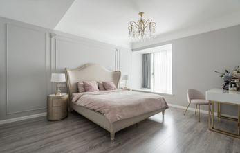 10-15万120平米三法式风格卧室装修案例