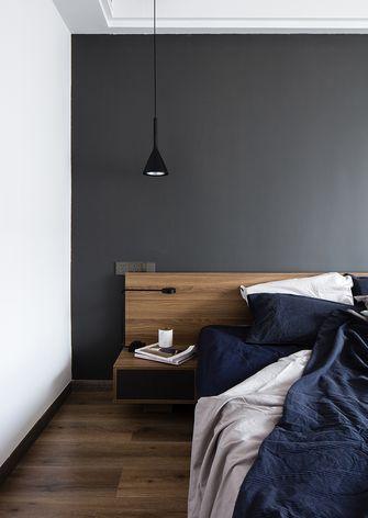 富裕型100平米三室两厅港式风格卧室装修案例