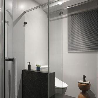 富裕型140平米三混搭风格卫生间效果图