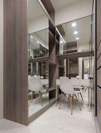 140平米四室两厅北欧风格衣帽间图片