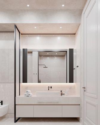 20万以上140平米四室两厅法式风格卫生间欣赏图