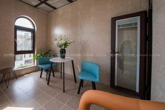 140平米别墅欧式风格阳台设计图