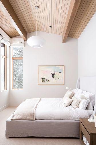 富裕型120平米四现代简约风格卧室图片大全