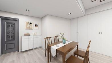 5-10万60平米一室一厅中式风格餐厅欣赏图