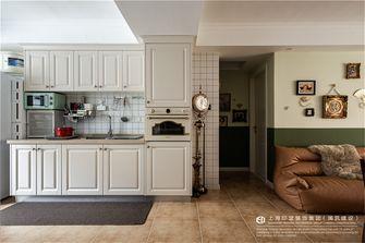 富裕型100平米三室一厅美式风格厨房图片