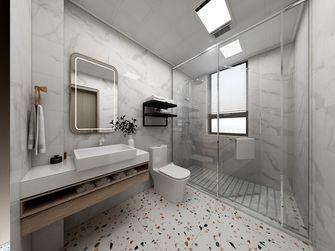 70平米日式风格卫生间效果图