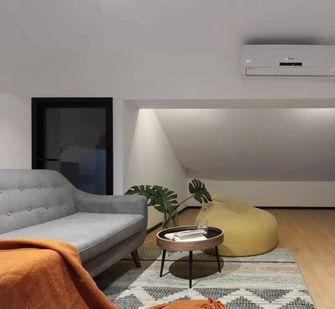 110平米三室一厅轻奢风格阁楼欣赏图