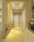 15-20万100平米三室两厅欧式风格走廊设计图