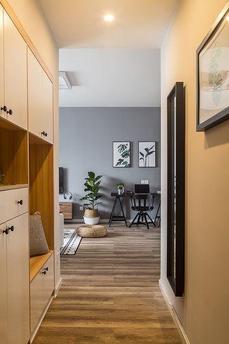 富裕型100平米四室两厅北欧风格走廊图片大全