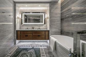 20万以上140平米别墅法式风格卫生间设计图