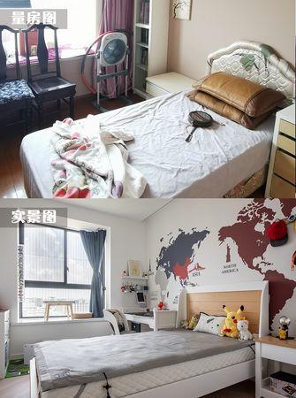 20万以上100平米三室两厅轻奢风格青少年房装修效果图