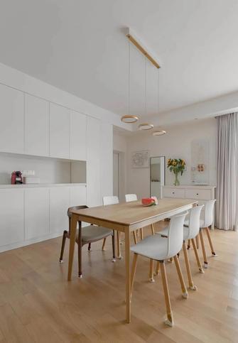 富裕型120平米三室两厅日式风格厨房设计图