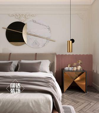 20万以上140平米复式轻奢风格卧室图片大全