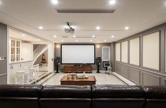 豪华型140平米别墅欧式风格影音室欣赏图
