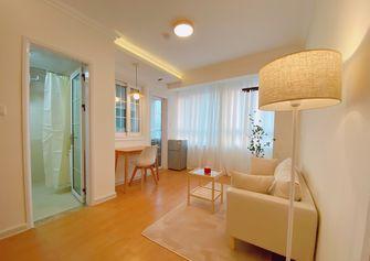 经济型80平米现代简约风格客厅装修案例