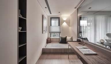 20万以上140平米四室两厅现代简约风格阳光房图