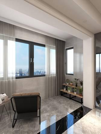 20万以上90平米三室两厅现代简约风格阳台图片