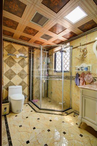 140平米四室三厅欧式风格卫生间图
