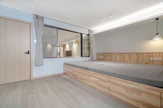 15-20万90平米北欧风格卧室设计图