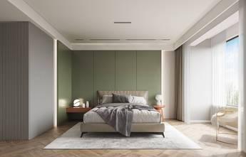 140平米三室一厅法式风格卧室装修效果图