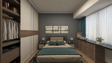 5-10万90平米四室两厅中式风格卧室装修图片大全