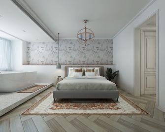豪华型130平米三室两厅法式风格卧室装修效果图