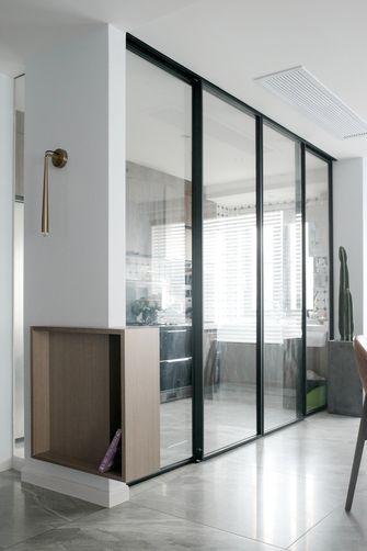 20万以上100平米复式欧式风格其他区域设计图