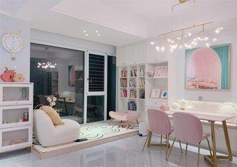 5-10万50平米公寓法式风格阳台图片