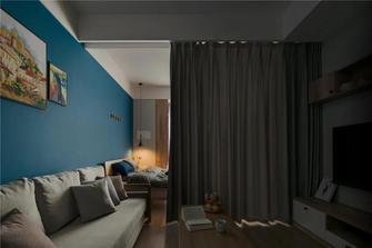 经济型30平米小户型北欧风格客厅设计图
