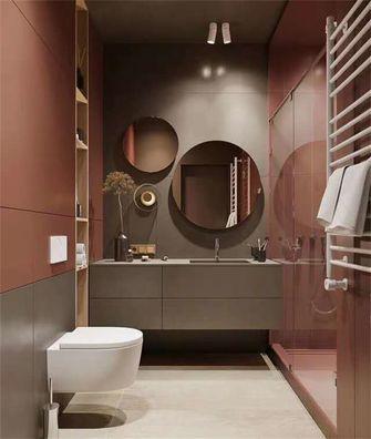 经济型一室一厅混搭风格卫生间装修图片大全
