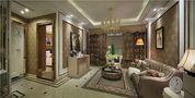 70平米欧式风格客厅装修图片大全