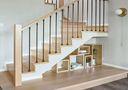 豪华型120平米复式北欧风格走廊欣赏图