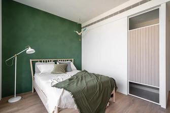 140平米三室两厅日式风格书房装修案例