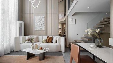 15-20万100平米三室三厅现代简约风格客厅效果图