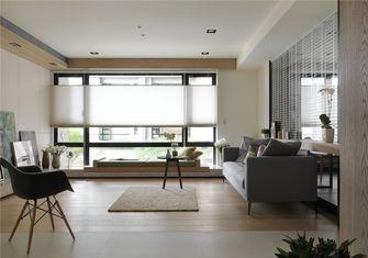 富裕型70平米日式风格客厅设计图