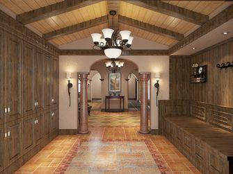 140平米别墅美式风格走廊图片