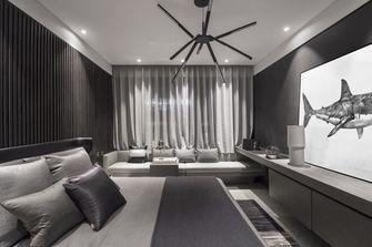 3万以下140平米三室一厅现代简约风格卧室图片大全
