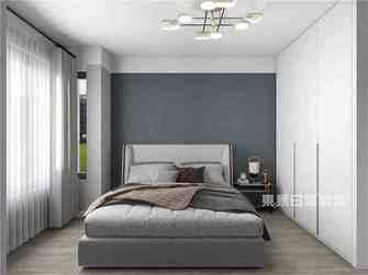 20万以上120平米三北欧风格卧室效果图
