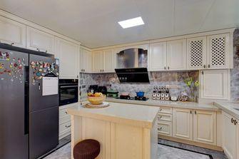 5-10万140平米四美式风格厨房效果图