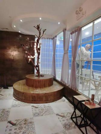 豪华型140平米公装风格客厅装修案例