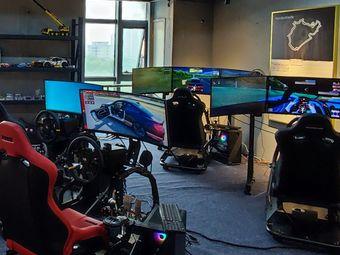 速亦赛车模拟器